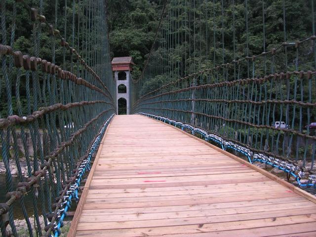 補吊橋照片
